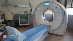 Read more about the article Lourdes : Présentation du nouveau Scanner au Centre hospitalier