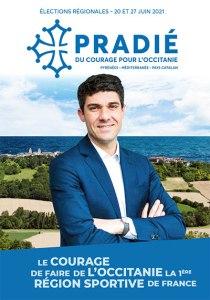 Read more about the article Elections régionales : Aurélien Pradié (LR) veut faire de l'Occitanie la première région sportive de France
