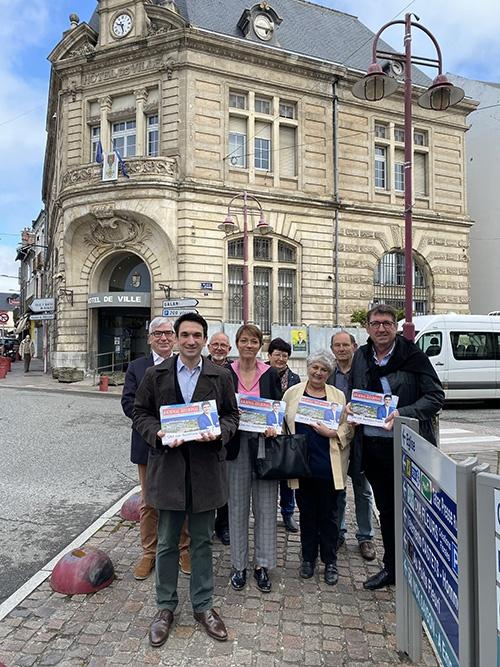 Read more about the article Elections régionales : communiqué de la liste «Du courage pour l'Occitanie» avec Aurélien PRADIE