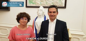 Read more about the article Lourdes 1 : Réaction «à chaud» du binôme Thierry Lavit – Evelyne Laborde