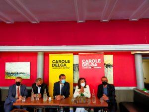 Élections régionales : Carole DELGA de la liste «L'Occitanie en commun» fait des propositions concrètes sur la Sécurité pour soutenir les Communes et leurs Polices municipales
