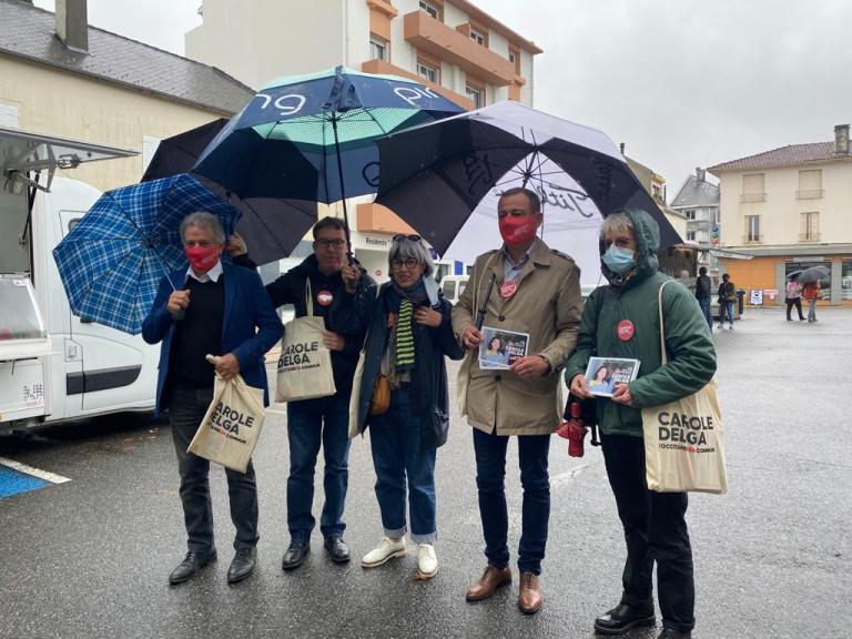 Read more about the article Election régionales : «Carole DELGA très attachée à la ruralité !»