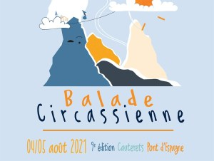 Cauterets : Invitation Balade Circassienne et présentation du programme culturel de l'été 2021