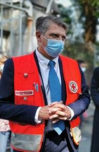 Le Lourdais Jean-Pierre BASSETTI nouveau Président de la Croix-Rouge des Hautes-Pyrénées
