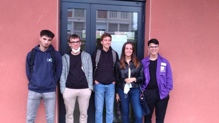 Read more about the article Lourdes : le BAC en réussite au Lycée général et technologique de Sarsan