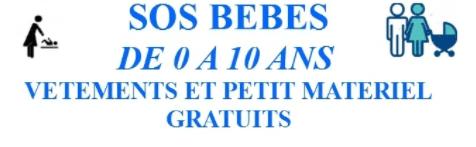 Read more about the article Lourdes : L'Association SOS BÉBÉS Etoile bleue ferme pour les vacances