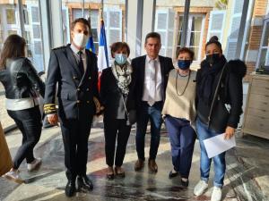 Read more about the article 3 résidents Lourdais acquièrent la nationalité française