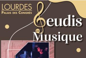Read more about the article Lourdes : Les Jeudis en Musique du mois d'octobre accueillerontle trio acoustique OYANA