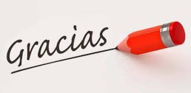 Gracias Lourdes La Calle