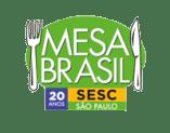 logo mesa brasil SESC - Lourenço Alimentos