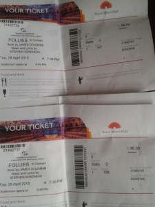 follies tix