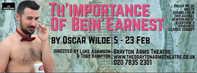 Th' Importance of Bein' Earnest at th' Drayton Arms