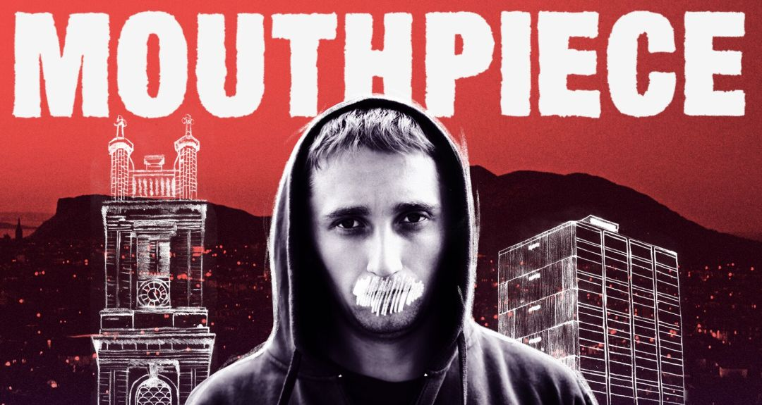 Poster image for Kieran Hurley's Mouthpiece