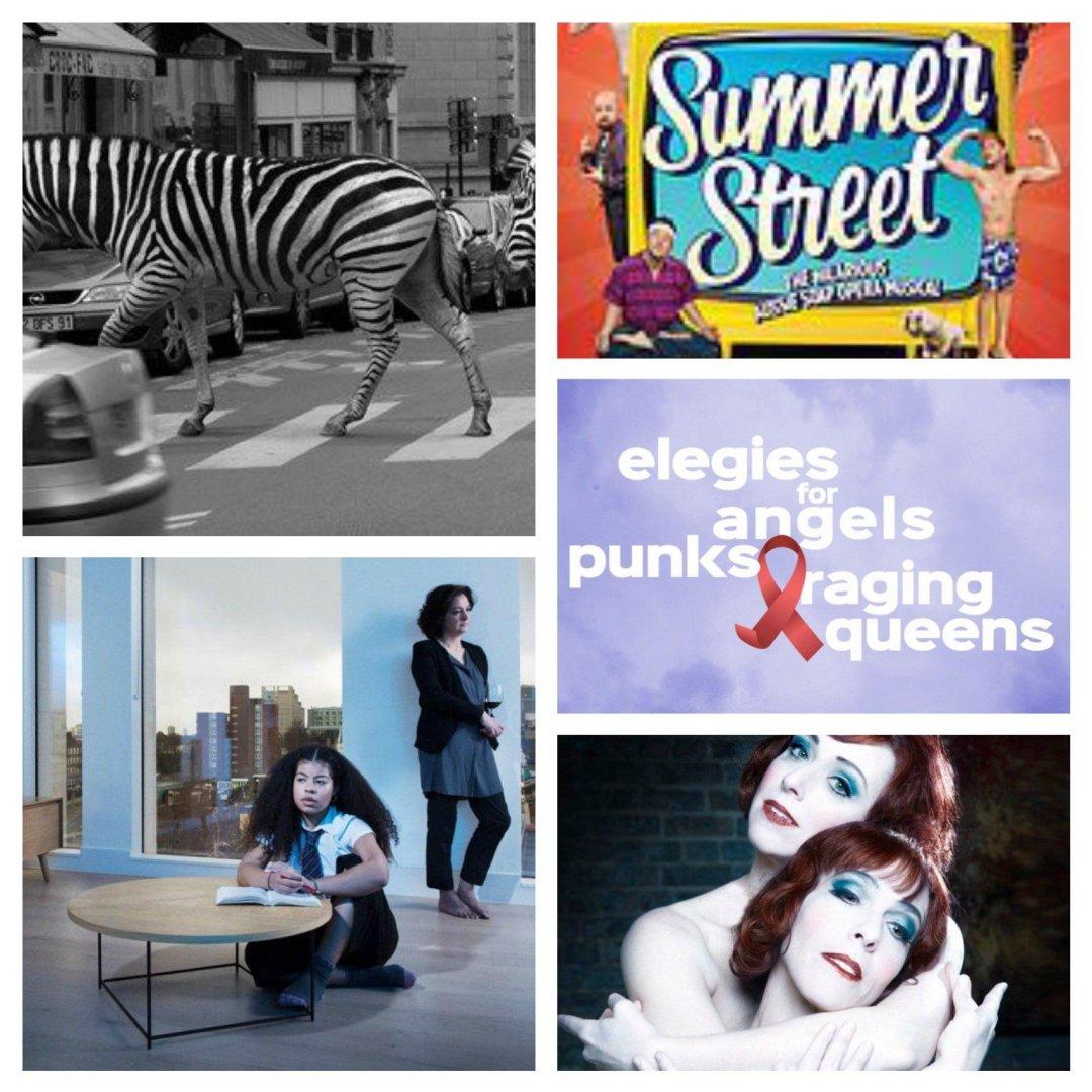 Noye's Fludde, Summer Street, Dido, Elegies, Seven Deadly Sins