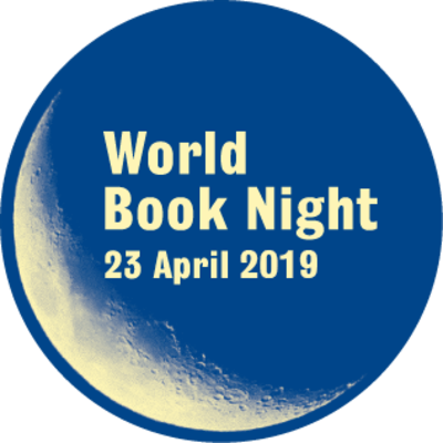 World Book Night 2019 logo