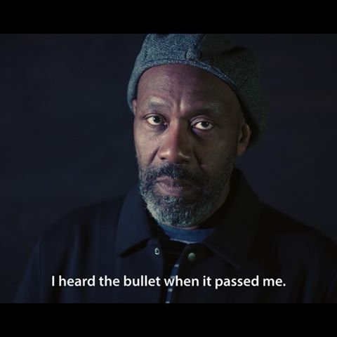 Lenny Henry in the trailer for King Hedley II