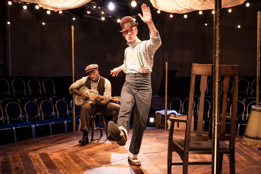 The Paradise Circus at The Playground Theatre