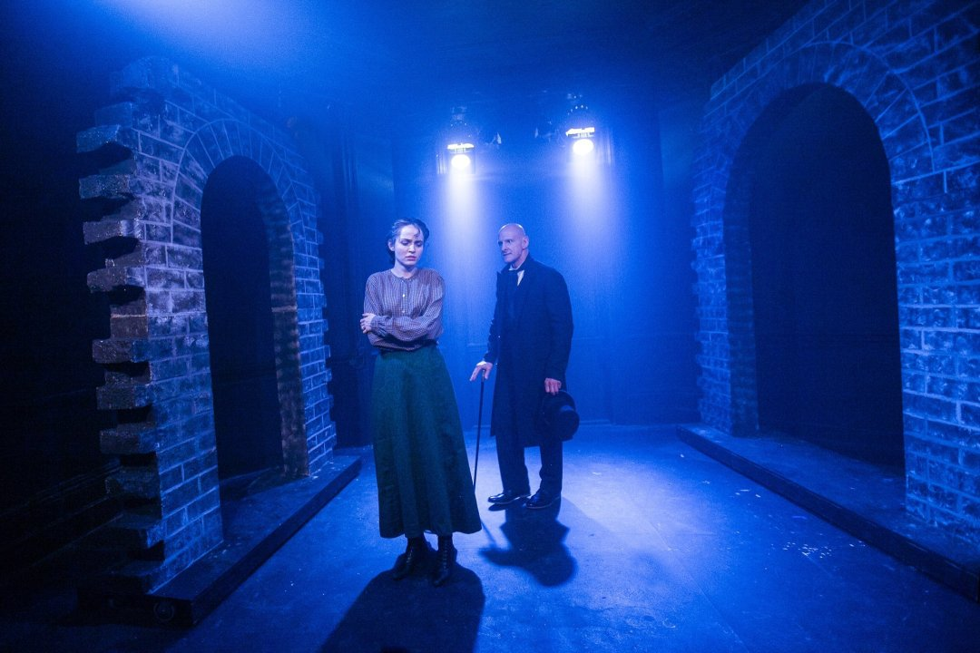 Jemima Watling and Toby Wynn Davies
