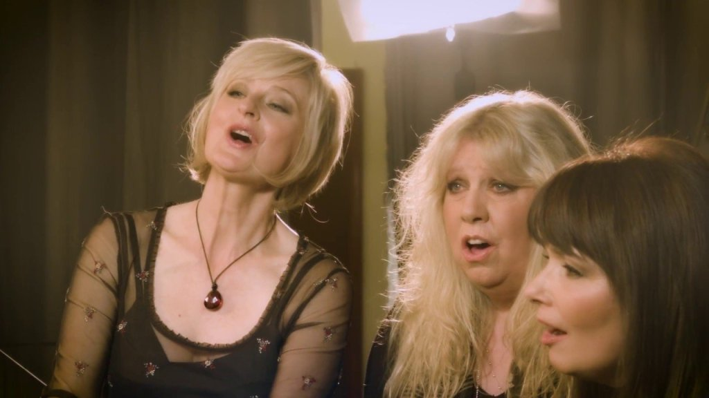 Julia Fordham, Judie Tzuke and Beverley Craven