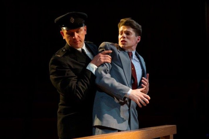 Lewis Cope as Leonard Vole