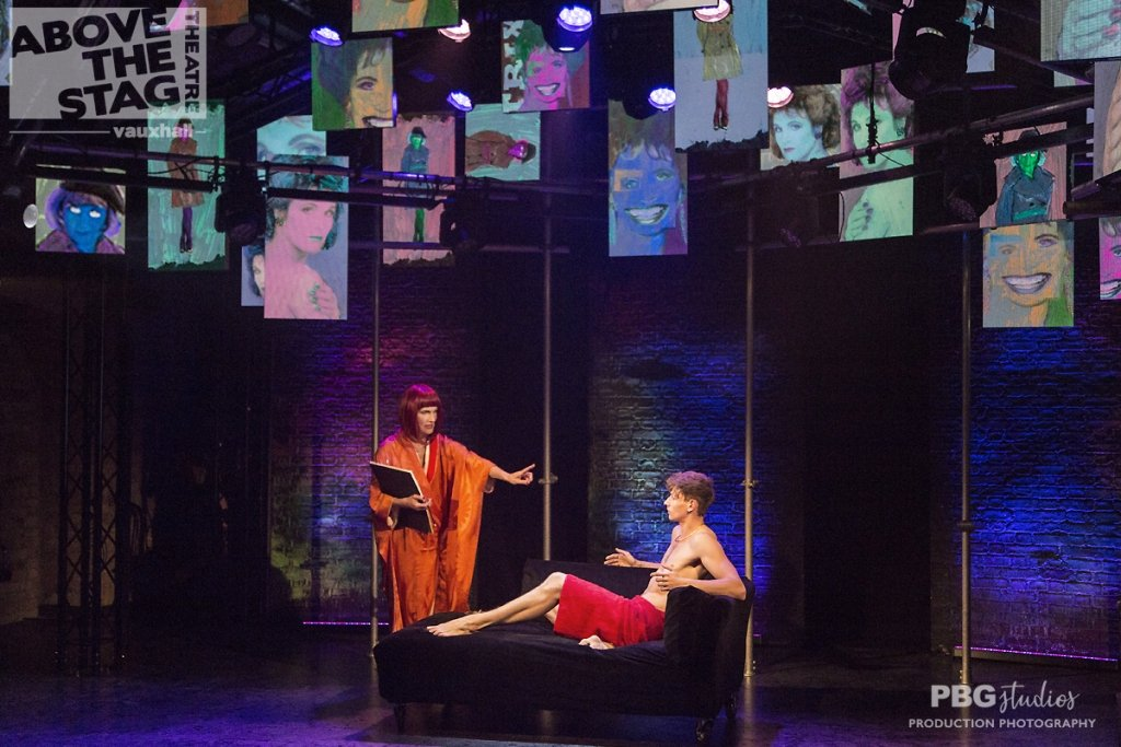 Adele Anderson as Billie Trix, Blake Patrick Anderson as Straight Dave