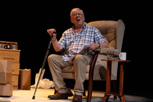 David Whitworth in Skin in the Game