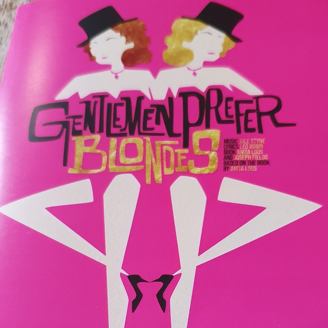 Poster image for Gentlemen Prefer Blondes