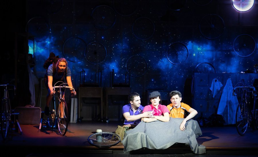 Jessica Duffield, Tom Lorcan, Annie Kirkman and Mark Conway in Beryl