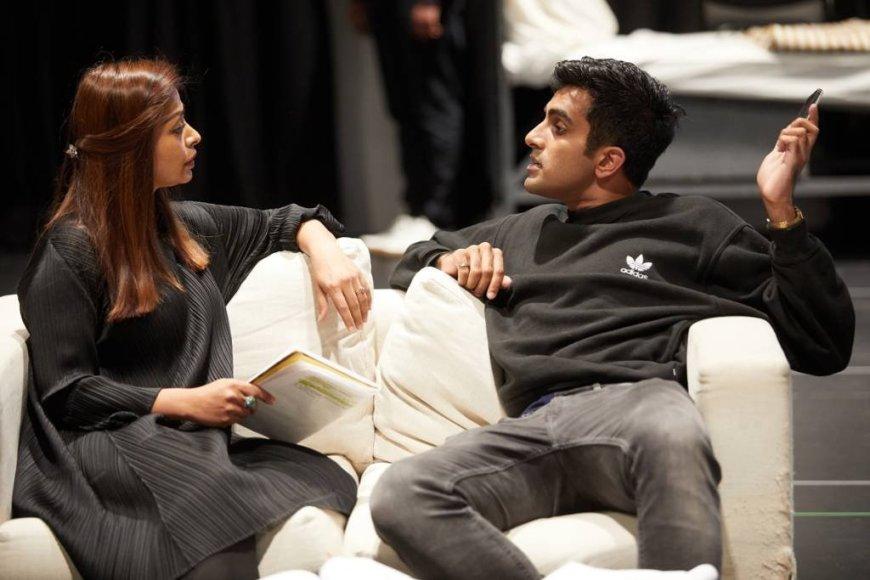 Ragini and Akshay