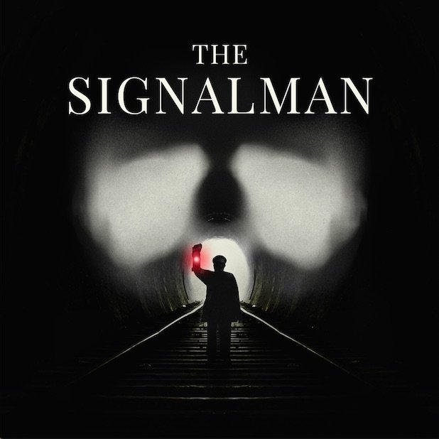 Poster image for The Signalman, Image credit Elee Nova