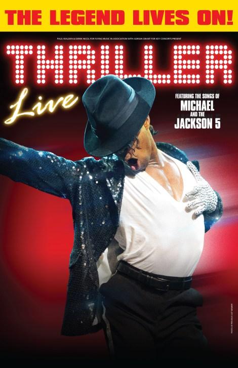 Publicity image for Thriller Live
