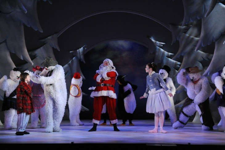 The company of The Snowman