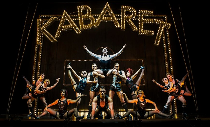 The company of Cabaret