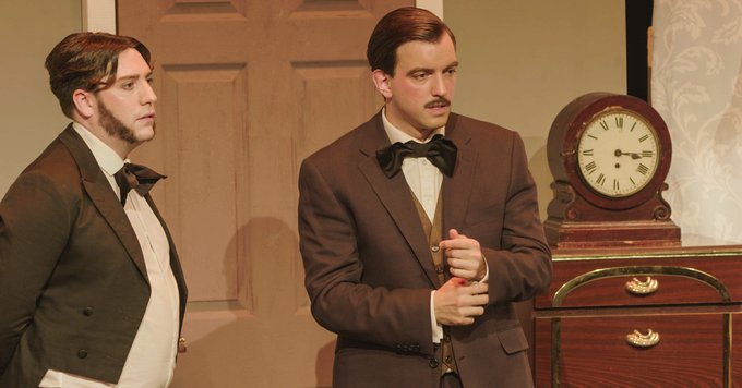 Lane and Algernon in The Importance of Being ... Earnest?