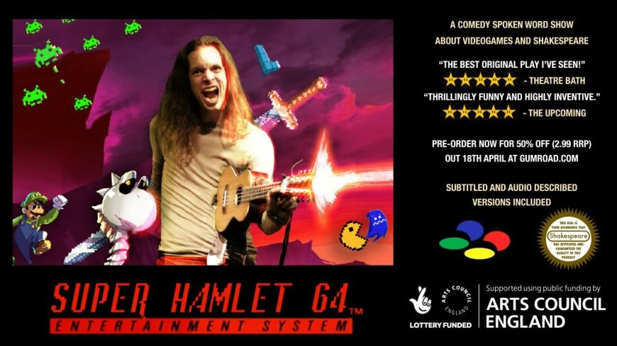 Publicity image for Super Hamlet 64