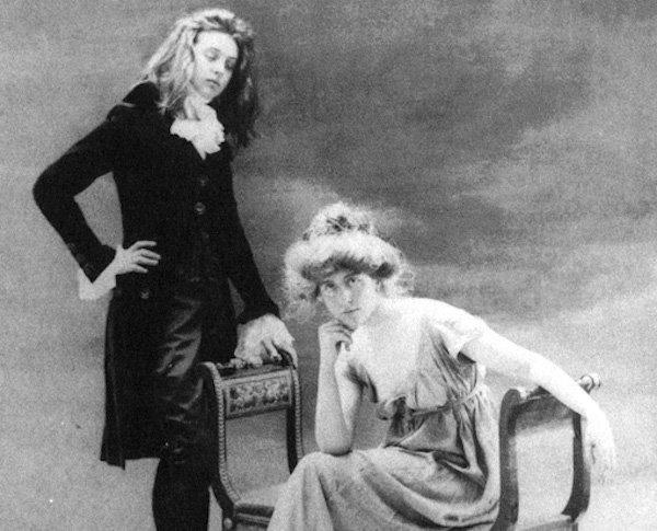 Natalie Barney and Renée Vivien