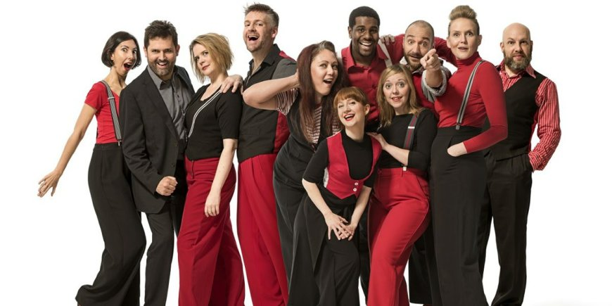 Picture of The Showstoppers