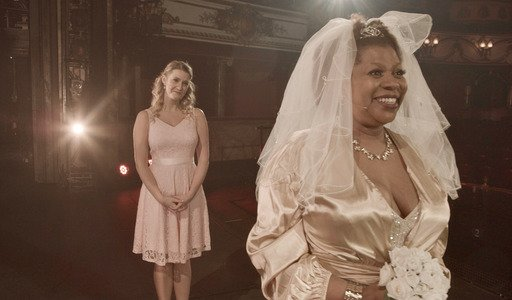Alice Fearn and Brenda Edwards in I Love You You're Perfect Now Change