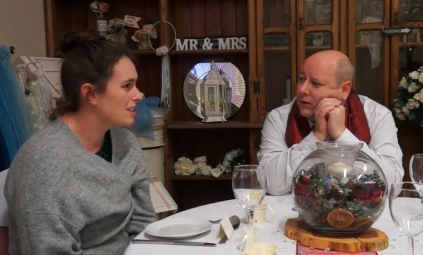 Emma Garnett and James Coare in Happily Ever After