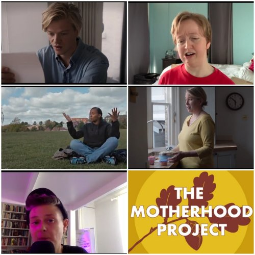 Screencaps from The Motherhood Project