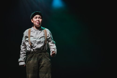 Emily Costello in Private Peaceful