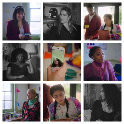 Screencaps from Obscenities
