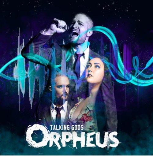 Promotional image for Talking Gods II - Oprheus