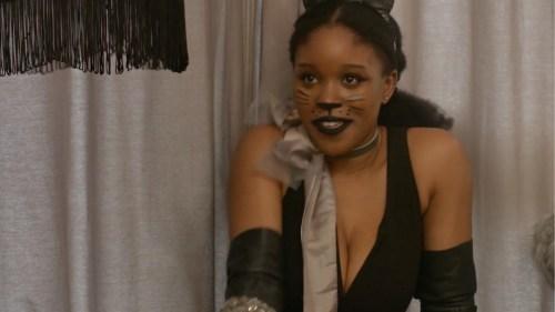 Amara Okareke as Lily in A Killer Party