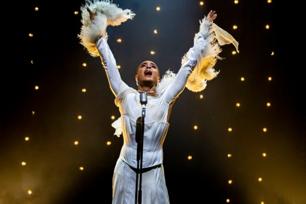 Layton Williams in The Theatre Channel - Showstoppers