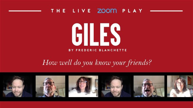 Promotional image for Giles