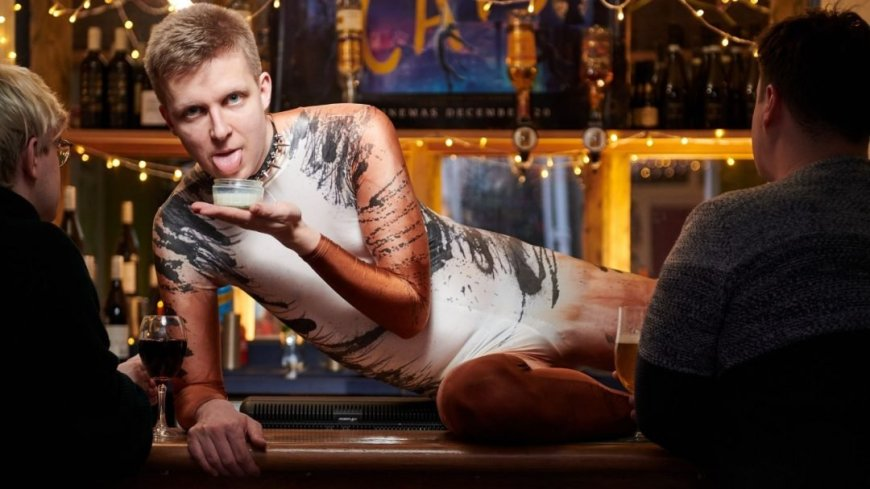 Linus Karp - How To Live a Jellicle Life