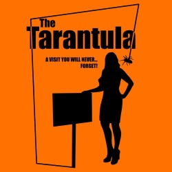 Promotional image for The Tarantula
