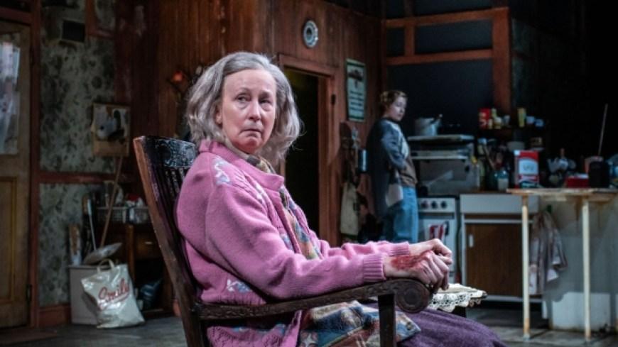 Ingrid Criagie in The Beauty Queen of Leenane