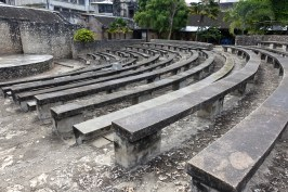 The old amphitheatre